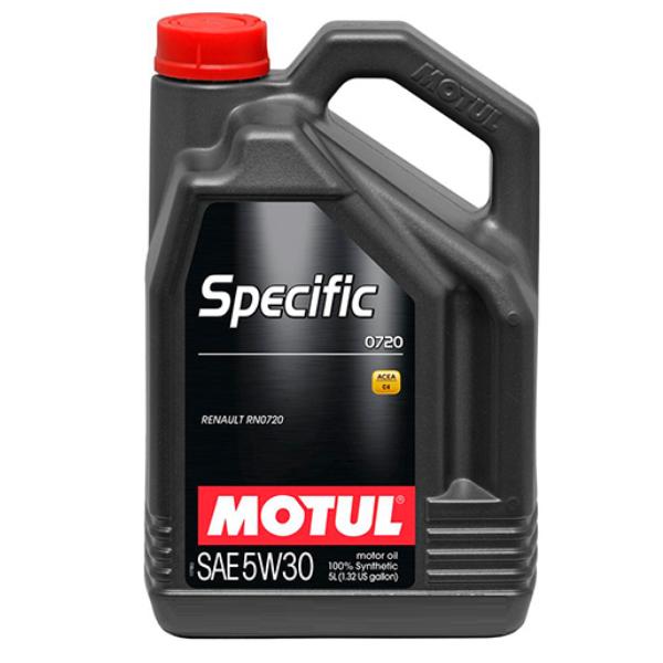 Масло моторное Motul Specific 0720 5W-30 5л