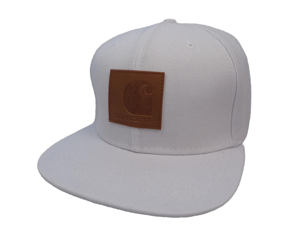 Белая кепка Carhartt (реплика)