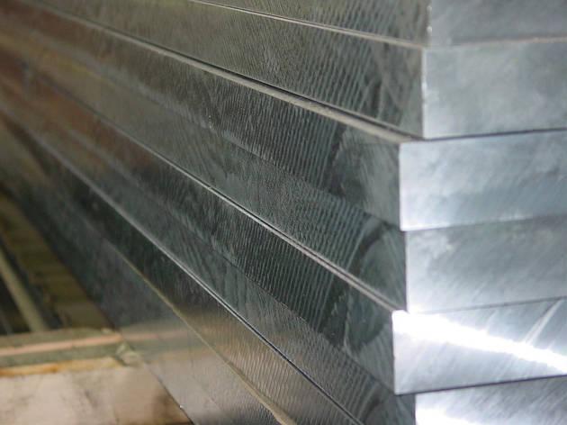 Обрезки алюминиевых плит 118 мм Д16, фото 2