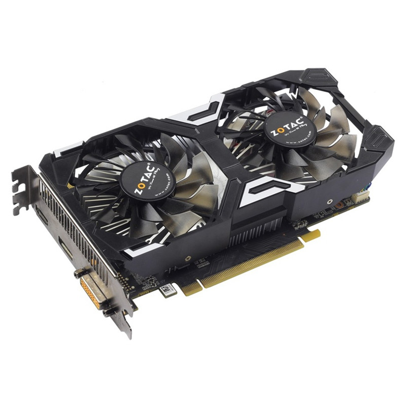 Zotac  GeForce GTX950  2Gb DDR5 Гарантия 3 мес.