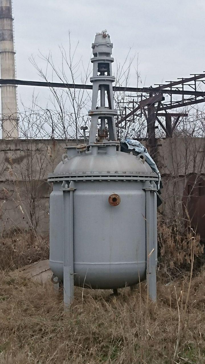 Реактор нержавеющий 2 м куб