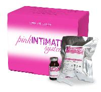 Розовый пилинг Pink Intimate System