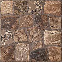 Грес Pamir Brown Cersanit 29.8x29.8