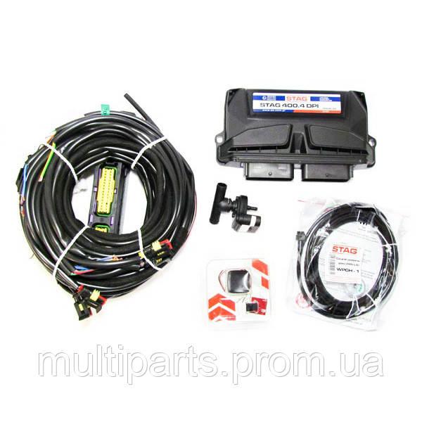 Электроника STAG-400 DPI B2 на 4 цилиндра
