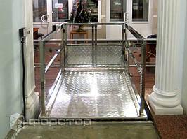 Габариты платформы — 1250х1050 мм.