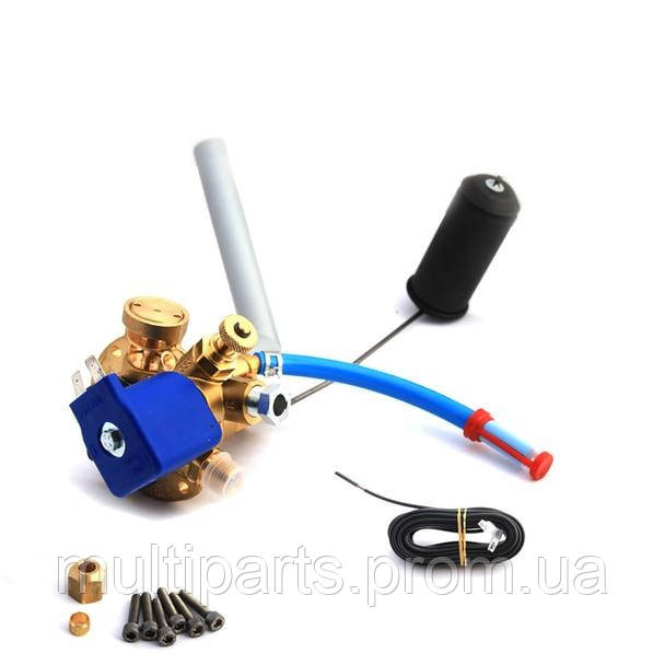 Мультиклапан Tomasetto D360x30 Extra вых. d-8 mm с катушкой для цилиндрического баллона,без ВЗУ