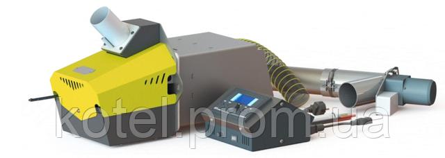 Комплект поставки пеллетных горелок Kvit Optima 50 кВт