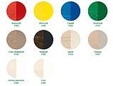 Універсальне кольорове масло Osmo Dekorwachs Intensive tone 3186 біле матове 0.375 л, фото 2