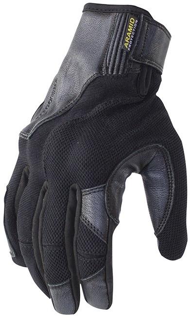 Мотоперчатки Trilobite 1943 Comfee чоловічі чорний, M