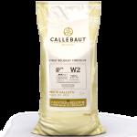 Шоколад белый N° W2 28% Barry Callebaut 10кг