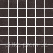 Декор City Squares Mosaic Anthracite Cersanit 298x298 (188804)