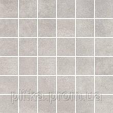 Декор City Squares Mosaic Light Grey Cersanit 298x298 (188806)