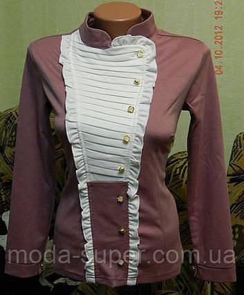 Блуза женская трикотаж , фото 2