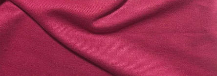 Ткань Французский Трикотаж, Малиновый, фото 2