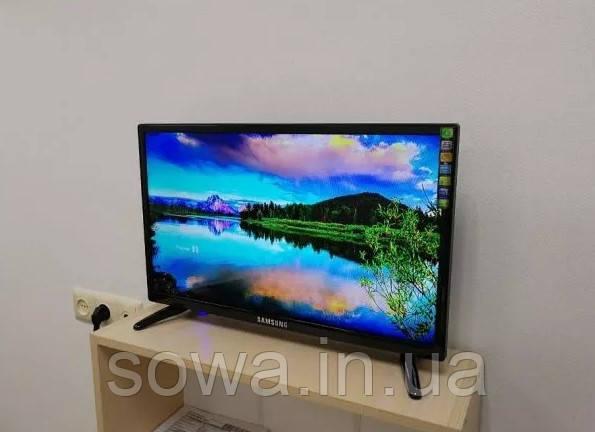 "✔️ Телевизор Samsung _ Самсунг / Диагональ 22"" + T2"