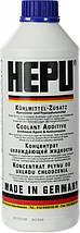 HEPU Антифриз (синий) G11 (1.5L) MB (325.0/325.2) (1:1=>-38 °C)