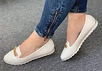 Туфли женские без каблука оптом