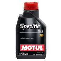 Масло моторное Motul Specific 913D 5W-30 1л