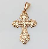 Крест оригинальный ажурный