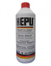 HEPU Антифриз (красный) G12 (1.5L) MB (325.0/325.2) (1:1=>-38 °C)
