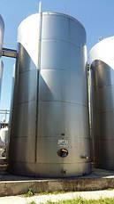 Резервуари та баки для харчової промисловості