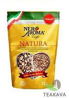 Кофе растворимый Nero Aroma Natura, 75 г