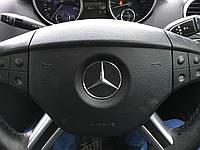 Подушка Airbag в руль Mercedes GL X164, 2007 г.в. A1644600098