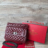 Женская сумка Valentino Garavani Rockstud Spike средний размер, фото 1