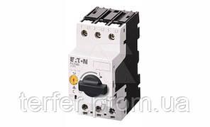Автоматический выключатель защиты электродвигателя PKZM0-0,25