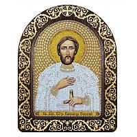 """Набор для вышивки икон в рамке-киоте """"Св. Блгв. Великий Князь Александр Невский"""""""