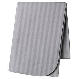 IKEA VITMOSSA (903.048.89) Плед, серый