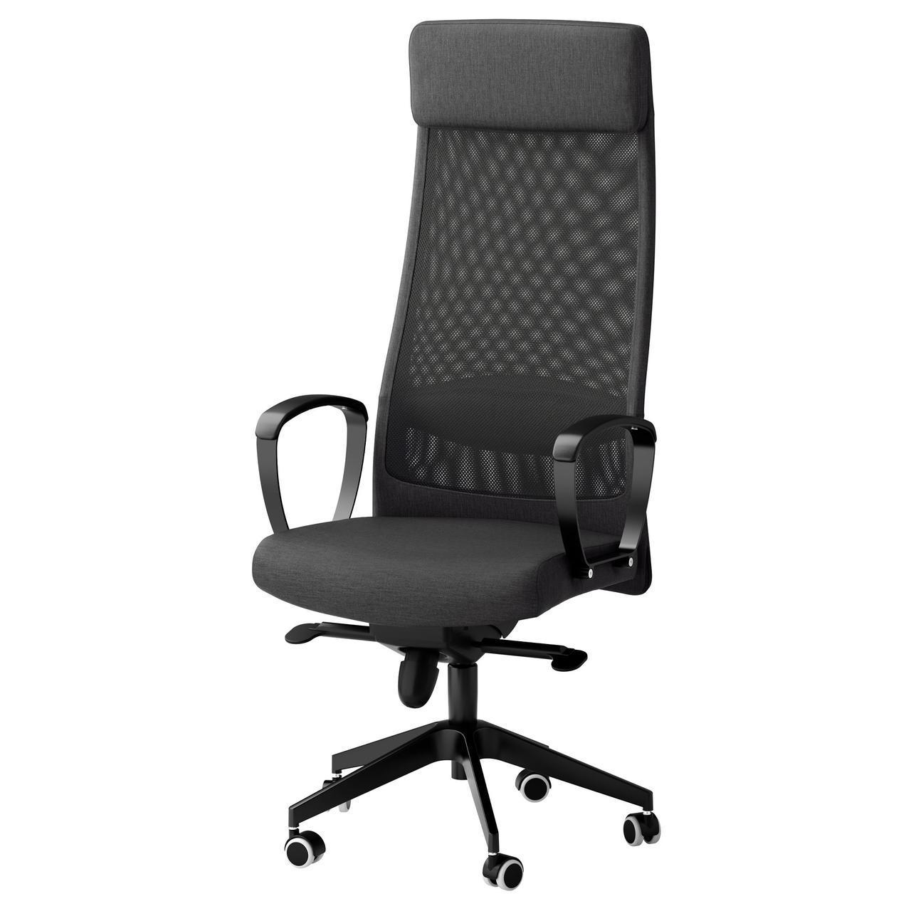 IKEA MARKUS (702.611.50) Рабочий стул, серый
