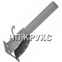 Кронштейн для светильника КСУР-50 (диаметр 50мм) с регулируемым углом наклона