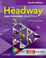 New Headway 4th Ed Upper-intermediate: Student's Book & iTutor DVD-ROM Pack