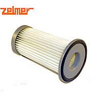 Набор фильтров HEPA12 цилиндрический+ выходной ZVCA235S (AVC1400200.00) к пылесосу Zelmer 12003401 (оригинал)