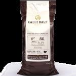 Шоколад черный N° 811 54.5% Barry Callebaut 10кг, фото 1