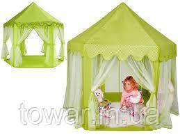 Детский домик павильон 135/135/140cm Хит