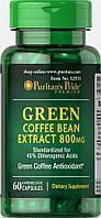 Puritan's pride Green Coffee Bean Extract 800 mg 60 Capsules