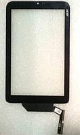 Сенсор (тачскрін) для Acer Iconia W3-810 чорний