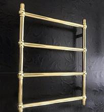 Полотенцесушитель комбинированый (золото) 10-002
