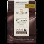 Шоколад Экстра горький N° 70-30-38 70.5% Barry Callebaut