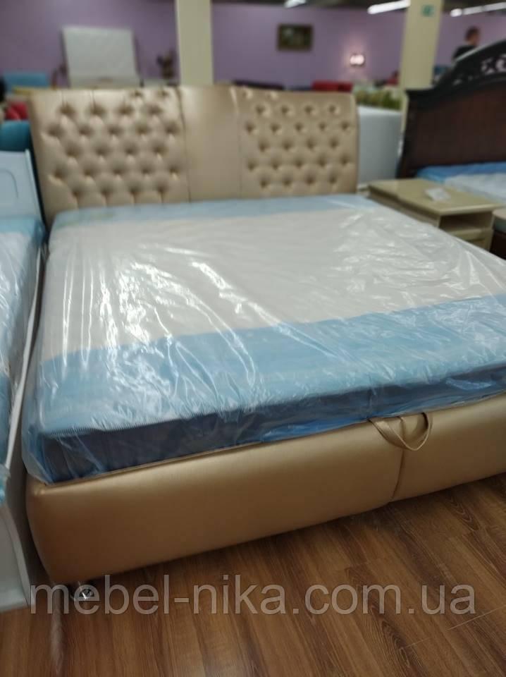 Кровать Жаклин 1,8 с подъемным механизмом