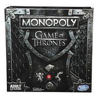Настольная играMonopoly Game of Thrones Board GameМонополия Игра престолов BL 3278