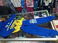 Детский утепленный спортивный костюм для мальчика Щенячий патруль р.86 - 98