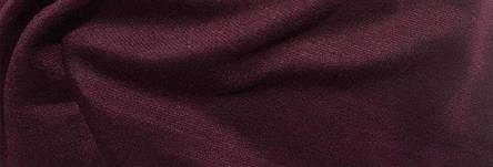 Ткань Французский Трикотаж, Сливовый, фото 2