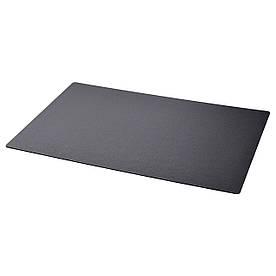 IKEA SKRUTT (602.917.46) Підкладка на стіл, чорний