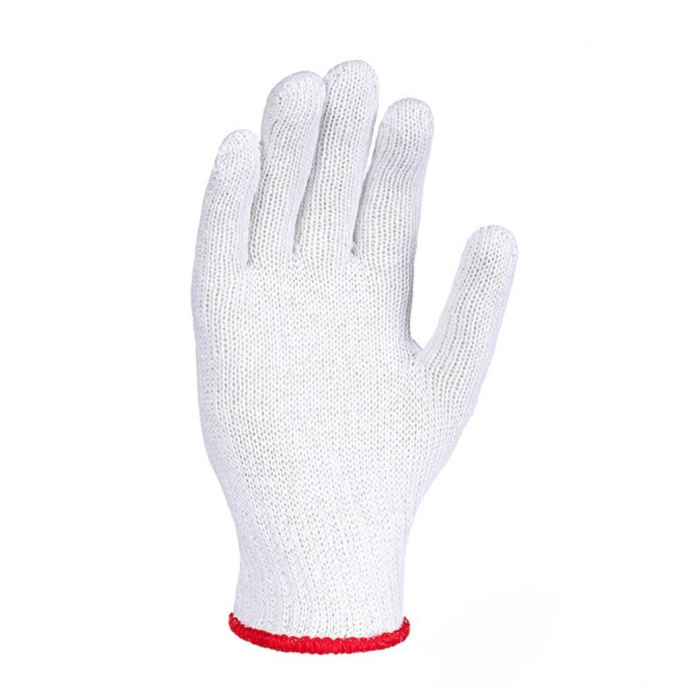 Перчатки трикотажные без ПВХ, 7 класс вязки
