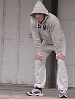 Тренировочная кофта спортивного костюма ARMY, серая. НОВЫЙ. Mil-tec, Германия.