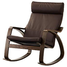 IKEA POANG (699.008.66) Хитний стілець, коричневий