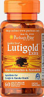 Puritan's pride Healthy Eyes® Lutein Extra with Zeaxanthin 60 Softgels